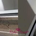 Mytí oken v domácnostech